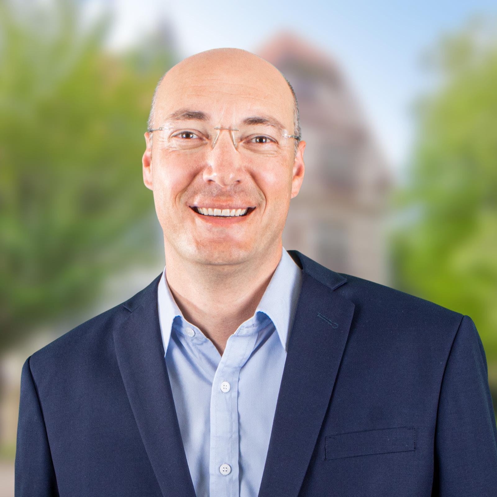 Abbildung von Dr. Timo Czech